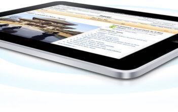 Bild vom Apple iPad