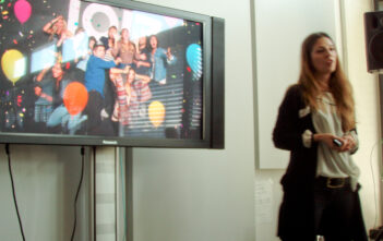 Elif Erisik, Programmchefin bei Joiz.TV