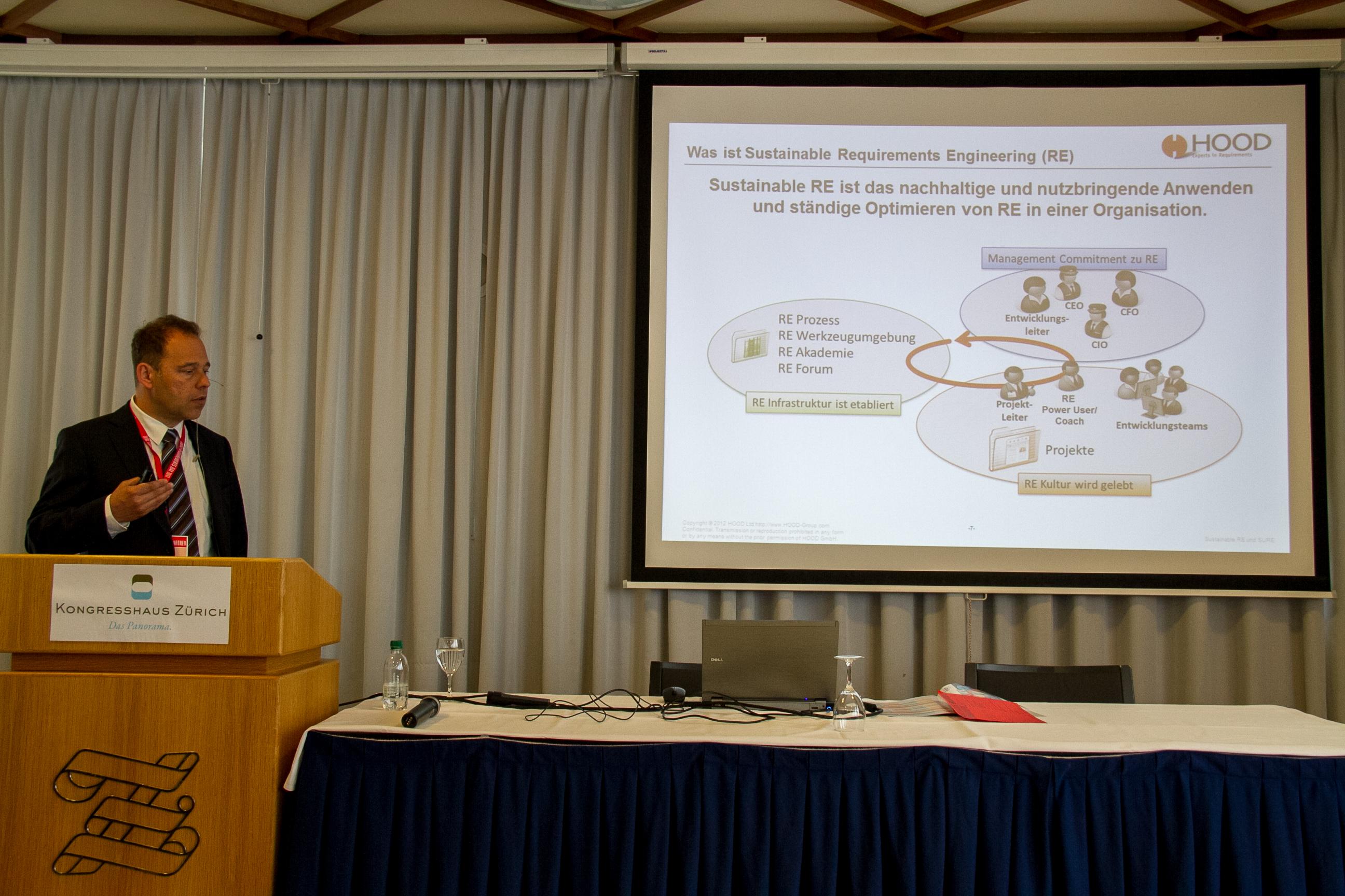 Frank Stöckel über nachhaltiges Requirements Engineering