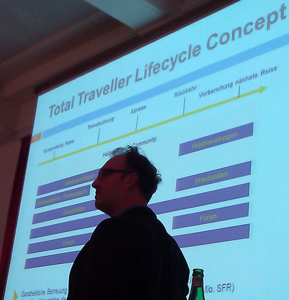 Jens Freiter über das Total Traveller Lifecycle Concept von HolidayCheck