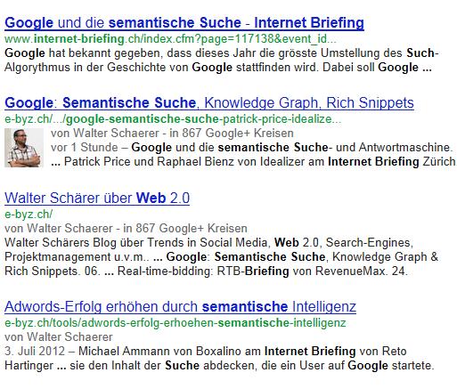 Google+ Author-Tag Beispiel aus dem e-byz.ch-Blog
