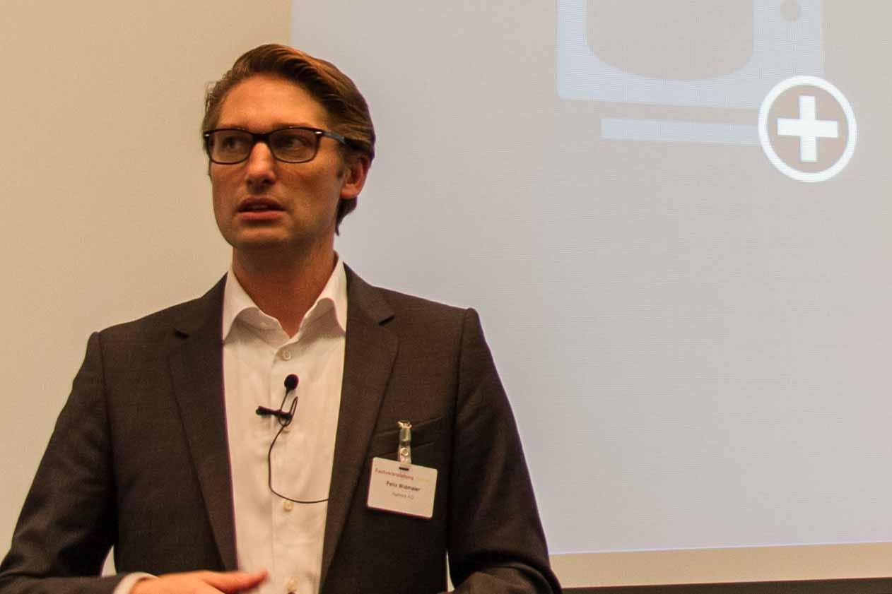 Felix Widmaier, Head of Creation bei Namics