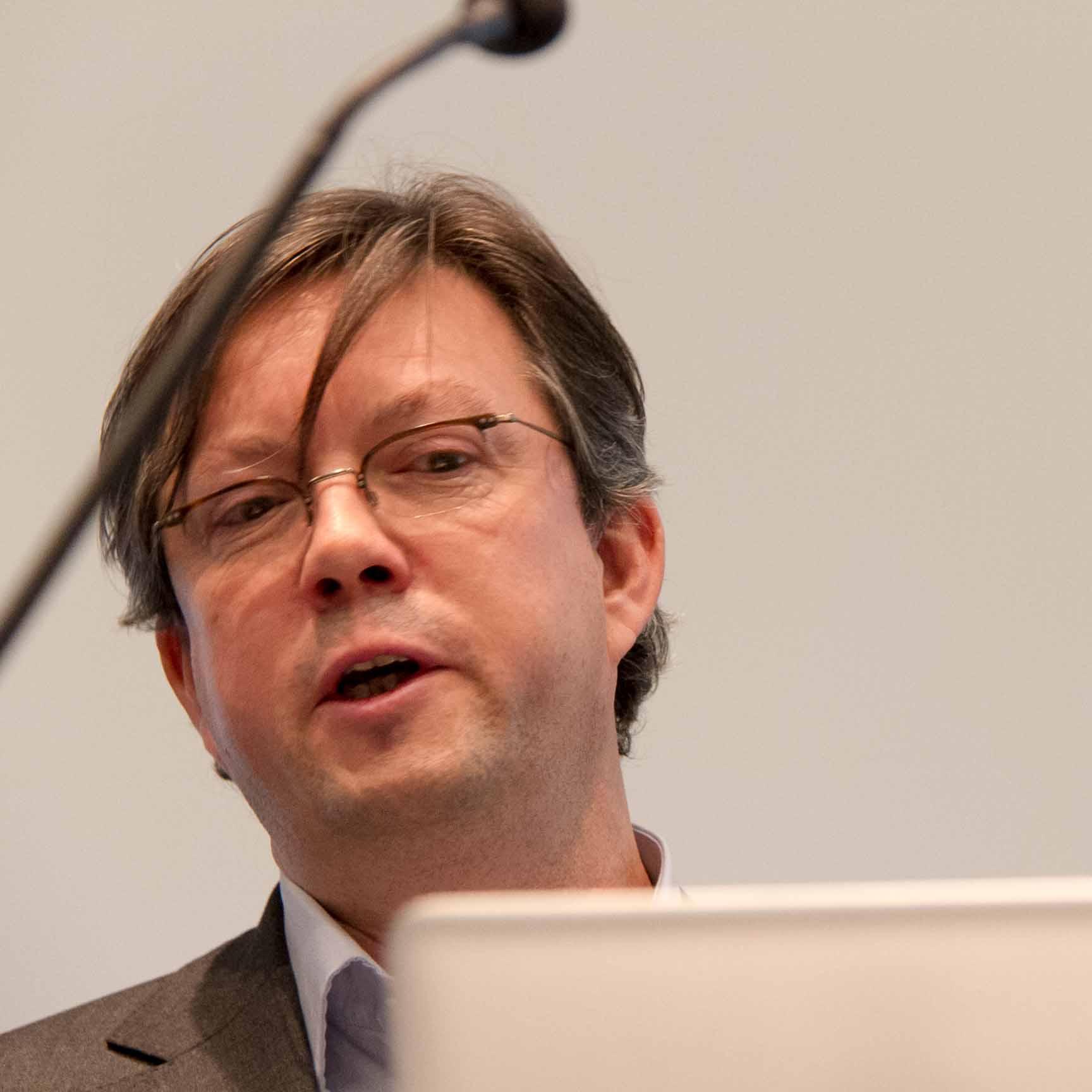 Jörg Grundhöffer von Siemens Building Technologies