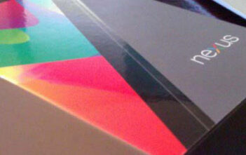 Nexus-7-Google-Umschlag-Verpackung