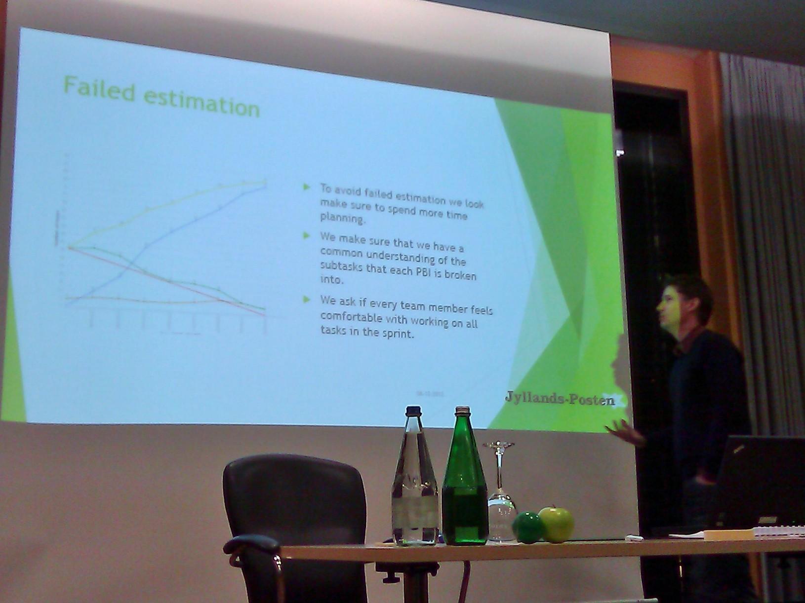 Scrum-agile-estimation-failure