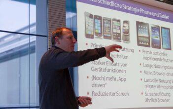 Für Smartphones und Tablets sind unterschiedliche Strategien nötig