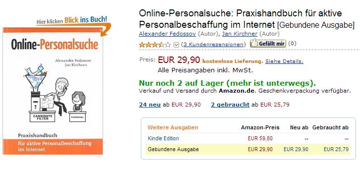 Online-Personalsuche-Buch-Alexander-Fedossow-Jan-Kirchner