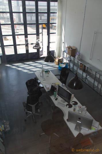 BuddyBroker.com Garagen-Büro im Zürcher Giesshübel
