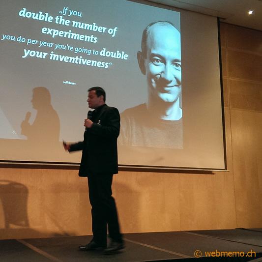 Michael Mokhberi of Apptus on improving a customer database