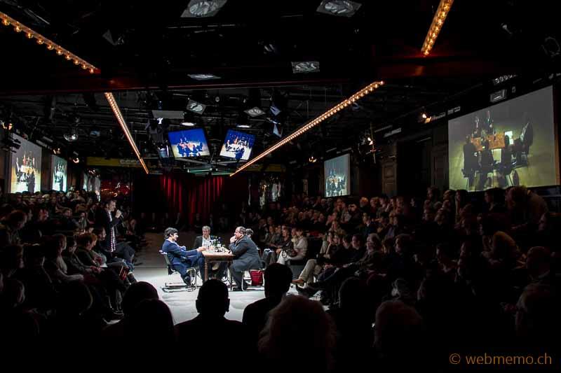 Zukunft des Journalismus, Podiumsdiskussion mit Constantin Seibt