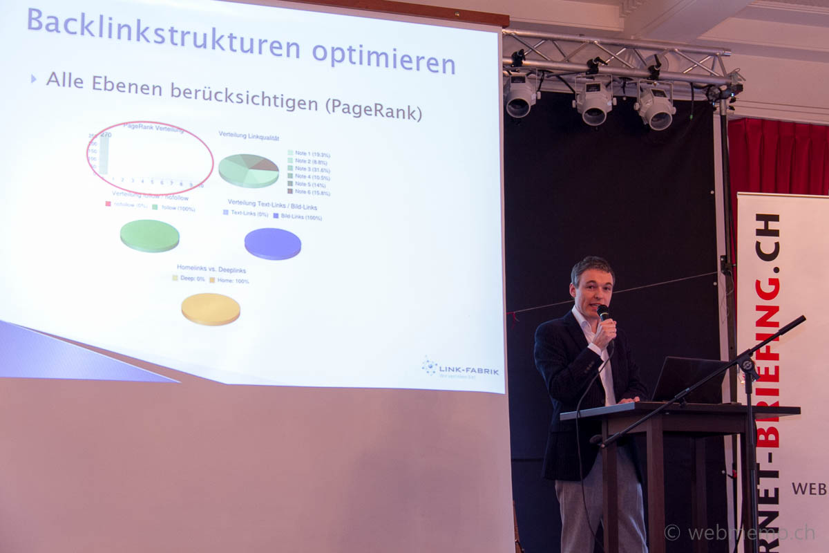 Frank Buchmann über Backlink-Strategien