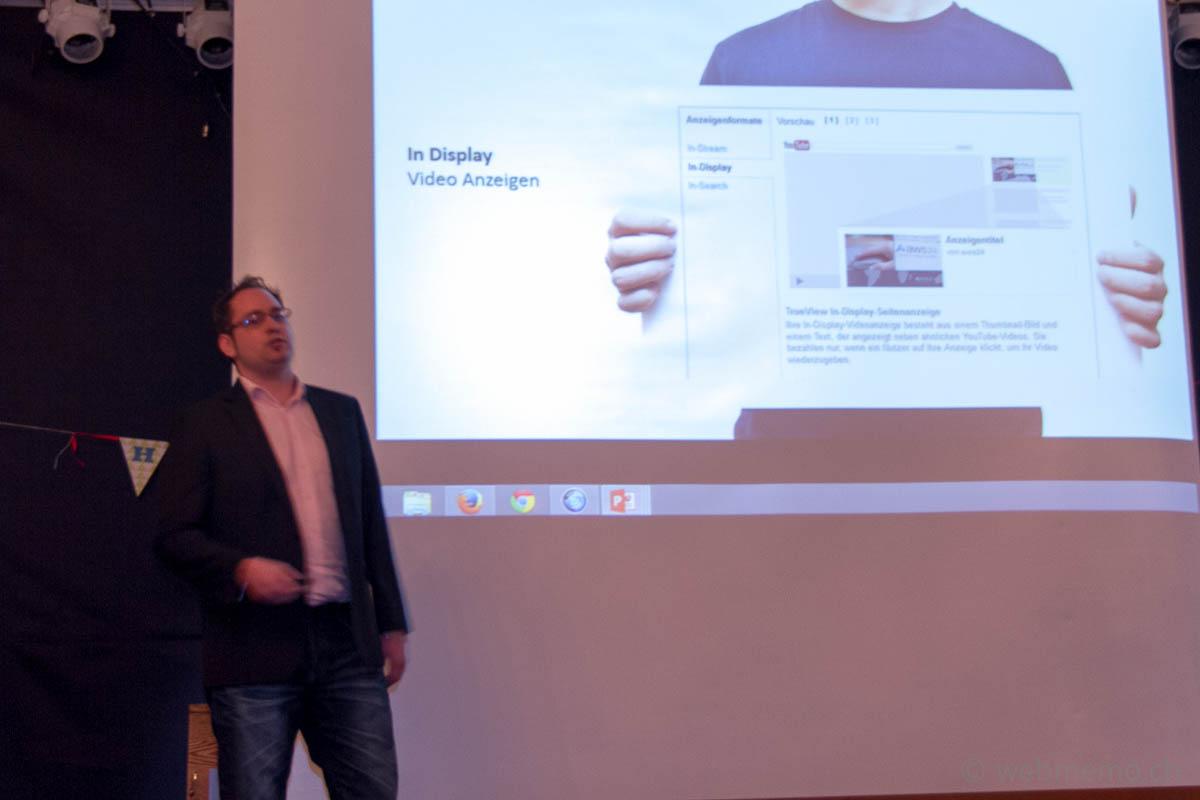 Pascal Schildknecht über YouTube-Marketing