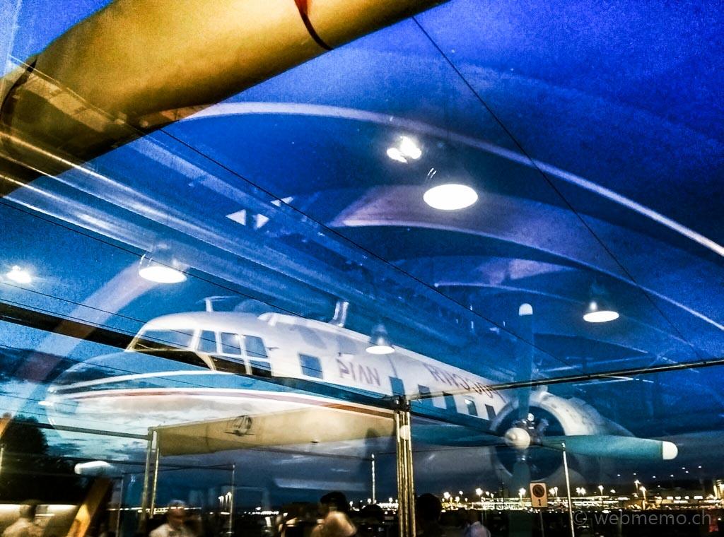 Restaurant location Runway 34 at Zurich Airport