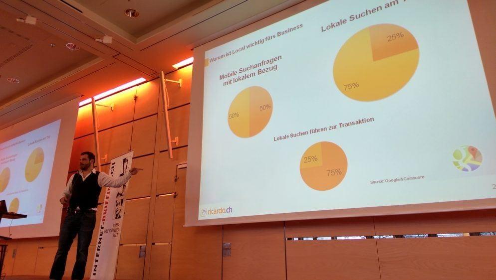Charts: Warum Local wichtig ist für's Business