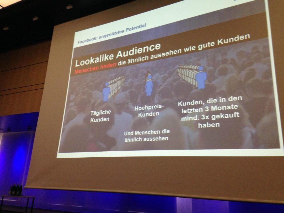 Facebook Lookalike-Audience