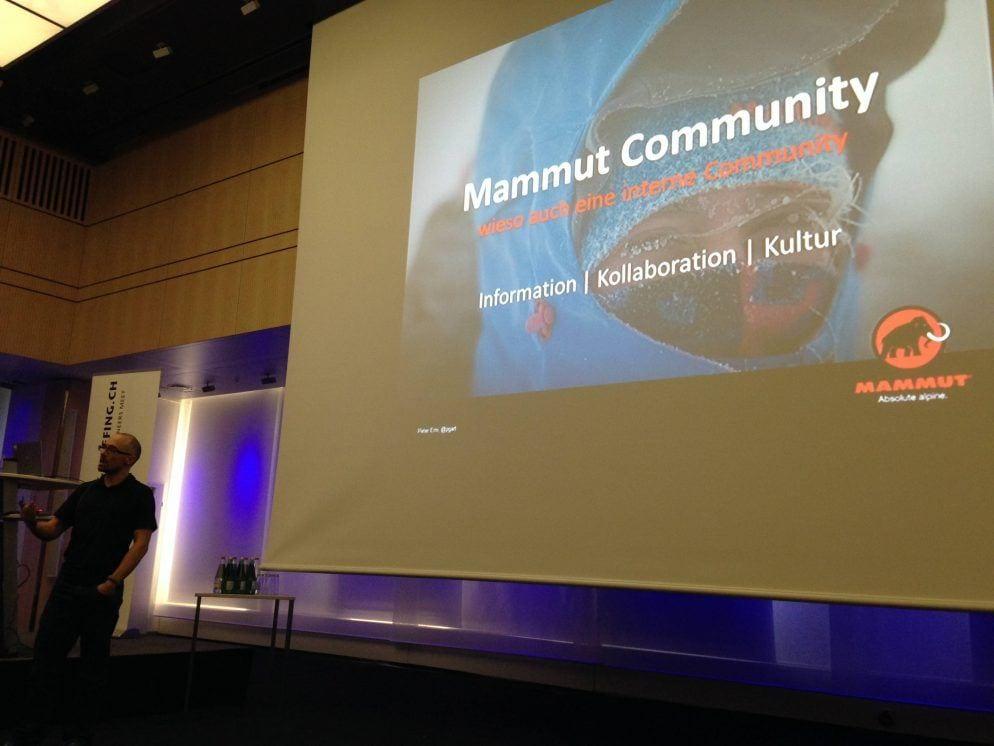Mammut-Community