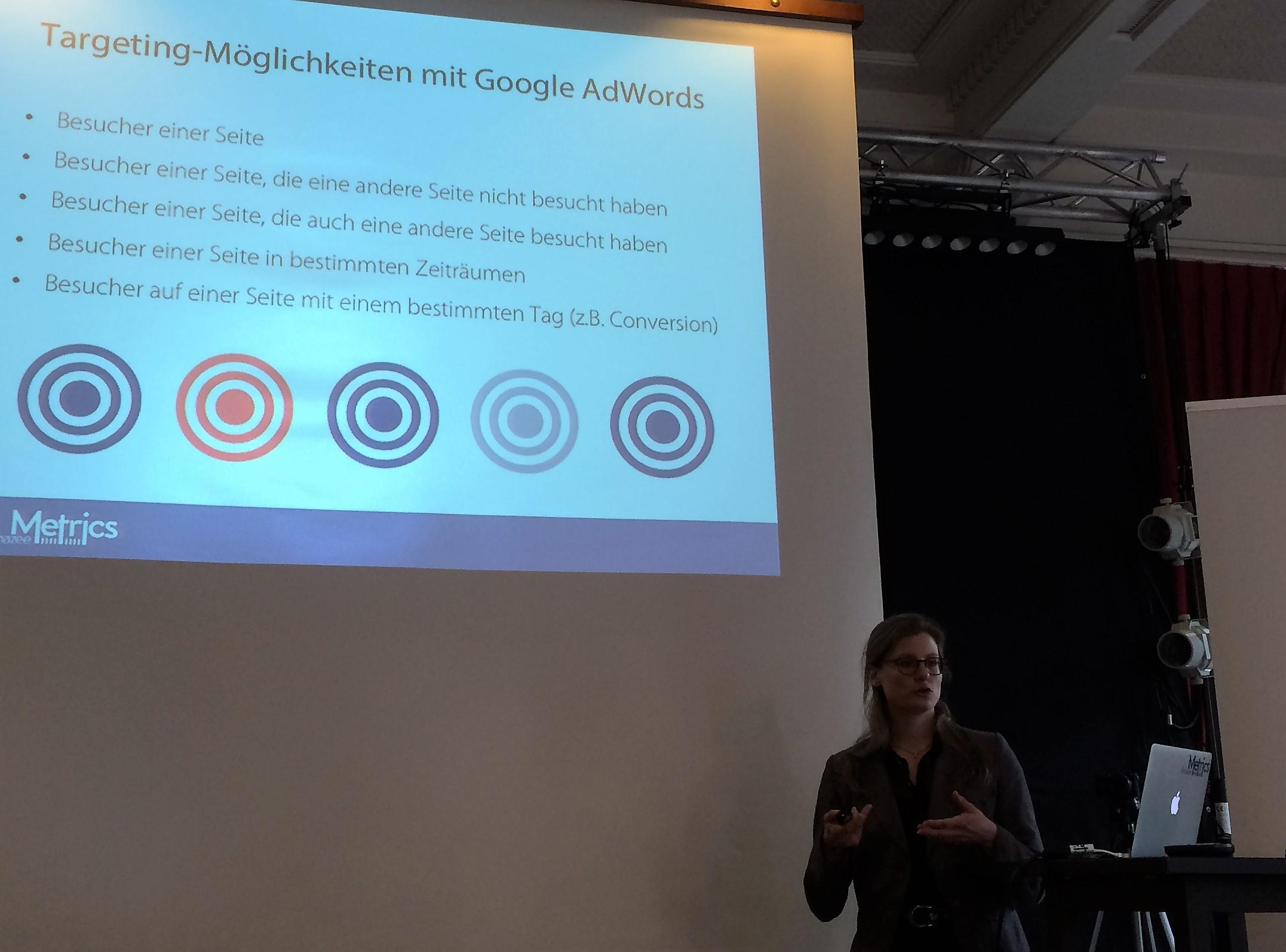 Targeting mit AdWords