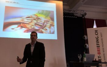 Lukas Stuber über AdWords in der rechten Spalte