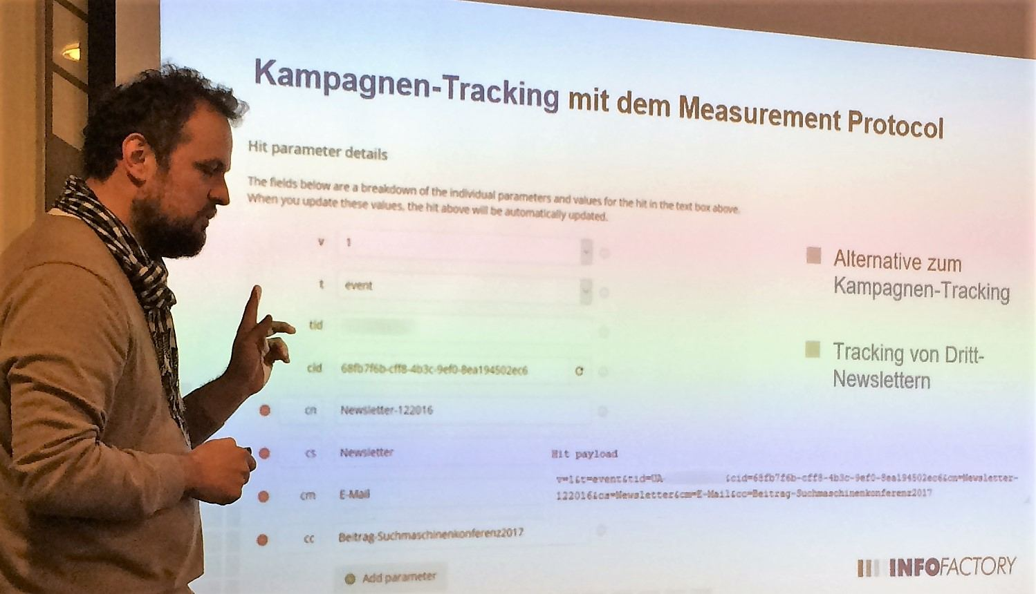 Kampagnen-Tracking mit dem Measurement Protocol