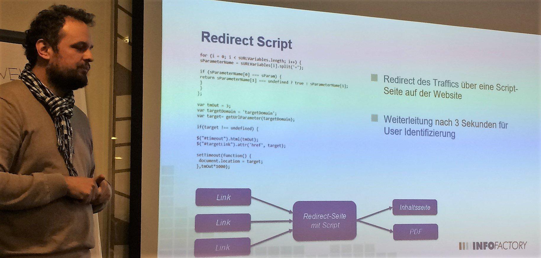 Redirect Script