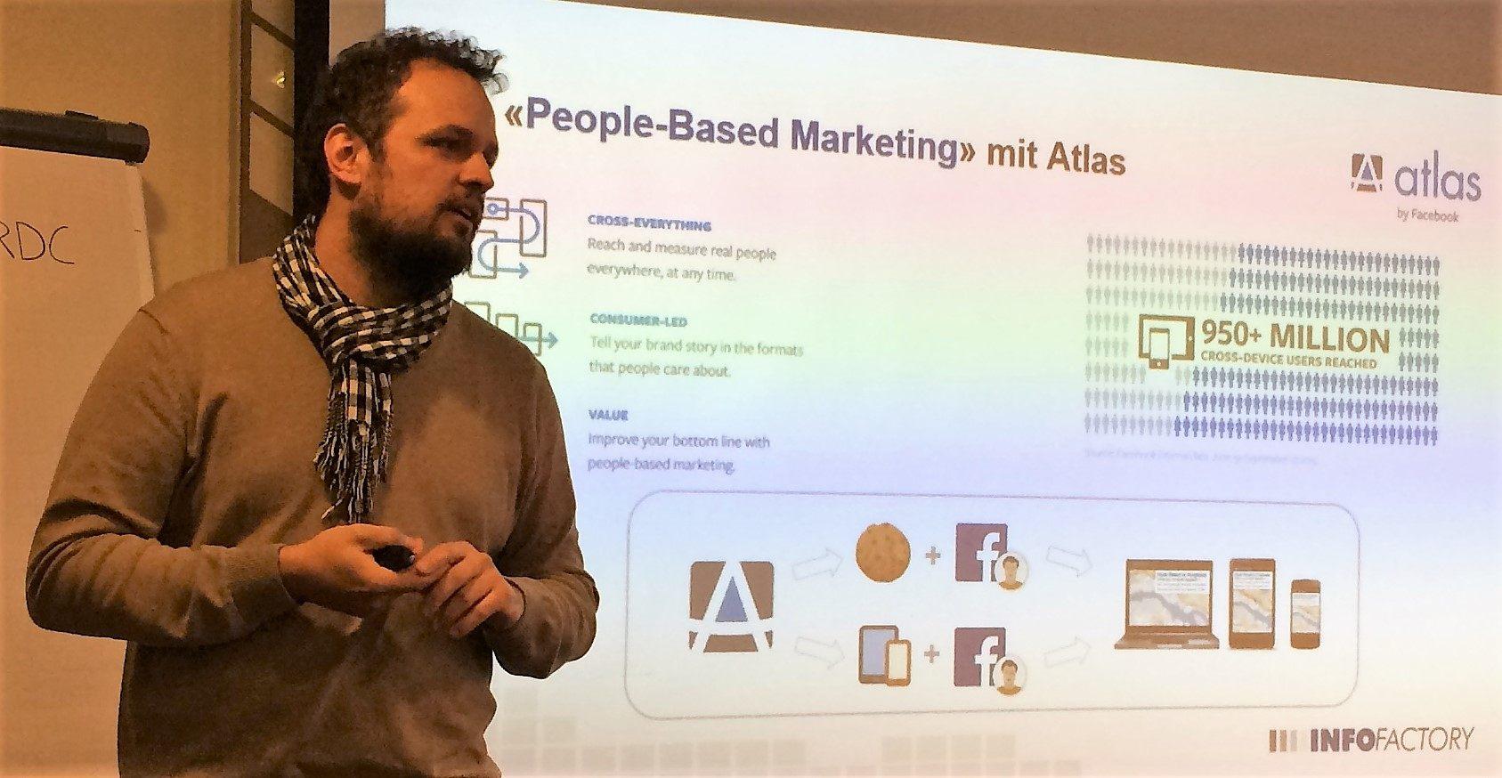 People based Marketing mit Facebook Atlas