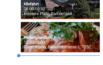 Mobile-Ansicht des Google-Kalenders für Termine im Hotel Alpina Klosters - Darstellung von Review-Fotos statt Hotel-Fotos