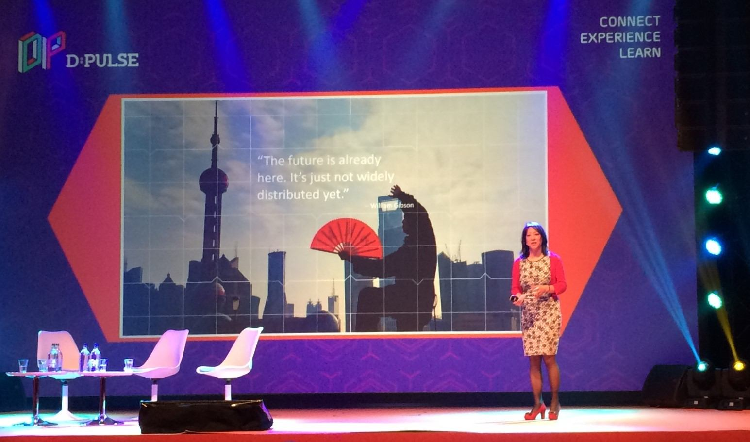 Deirdre McGlashan: Learn from China!