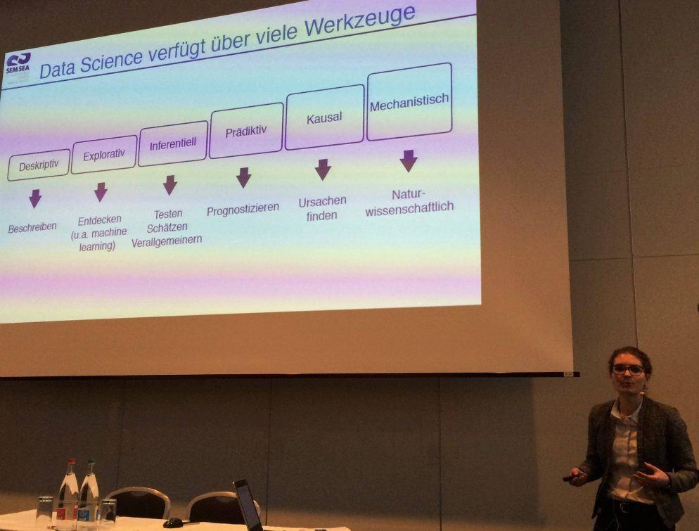 Data Science Patricia Feubli, SEMSEA