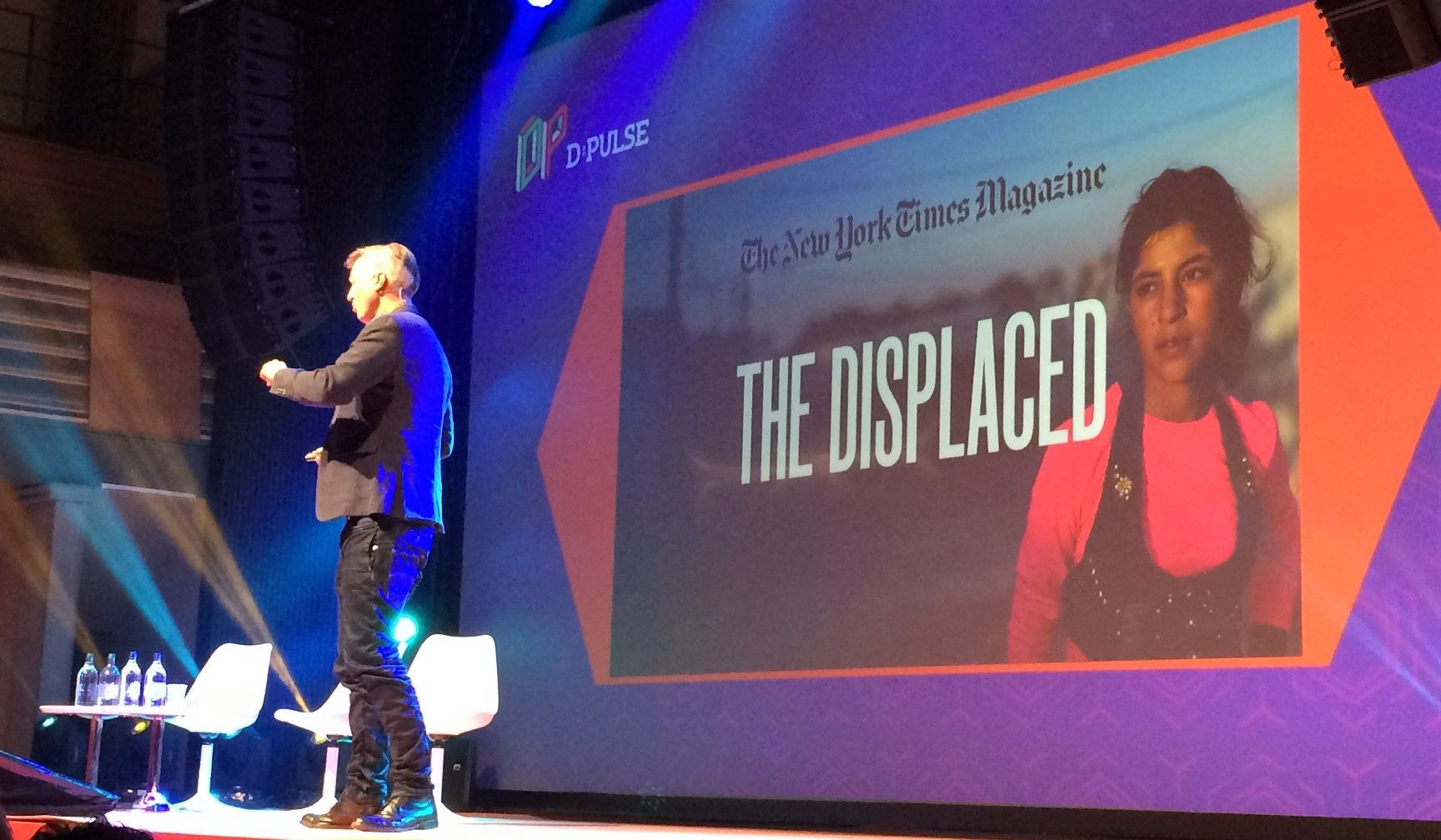 VR: The Displaced by the New York Times Magazine