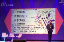 Will McInness at dpulse conference Zurich