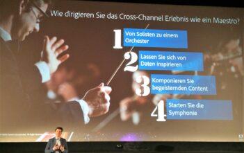 Wie ein Dirigent: Cross-Channel Orchestrierung von Inhalten und Marketing