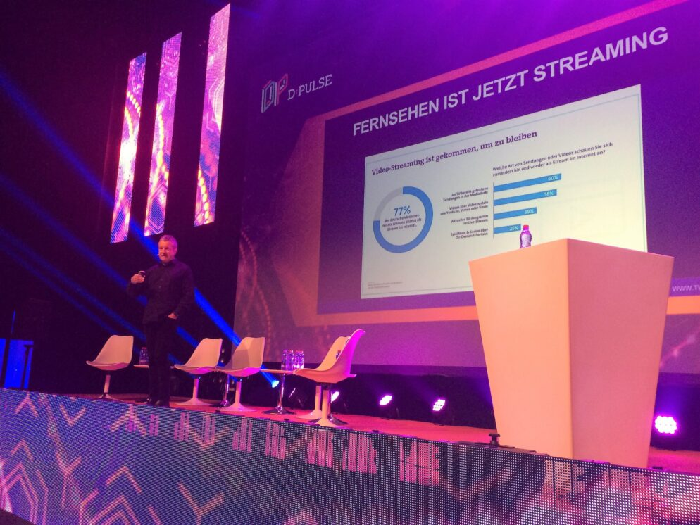 Twitch: Fernsehen ist jetzt Streaming