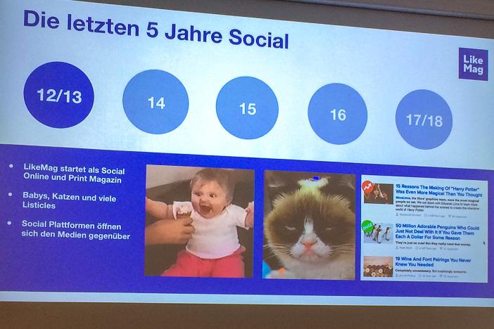 2012/2013 Facebook Fokus auf Social Media