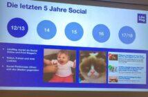 Joséphine Chamoulaud über die Entwicklung bei Facebook