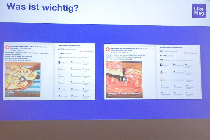 Optimierung von Facebook Videos mit hoher Steigerung der Viewrate bei LikeMag
