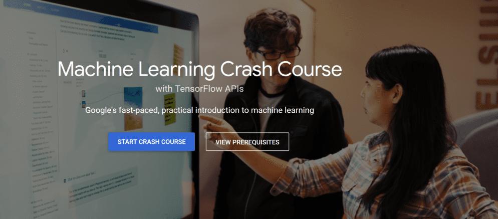 Googles Machine Learning Crash-Kurs