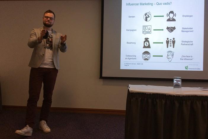 Martin Faltl über Entwicklungen im Influencer Marketing